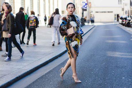 Tram Nguyen bung no trong ngay cuoi Paris Fashion Week - Anh 8