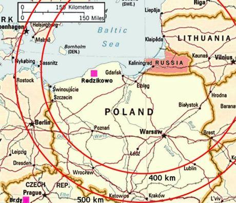 Bien Baltic 'day song', khi Nga trien khai he thong ten lua Iskander-M - Anh 2