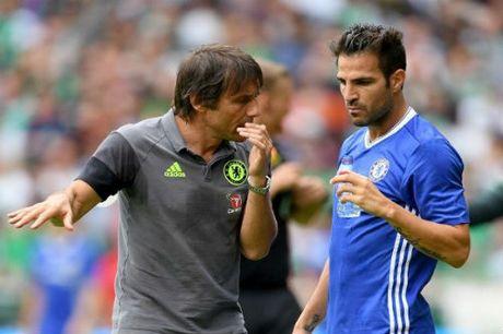 Chelsea muon Bonucci: 50 trieu bang cong Fabregas - Anh 2