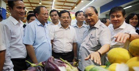 TP.HCM kien nghi Thu tuong duoc giu nguon tien phat thuc pham ban - Anh 1