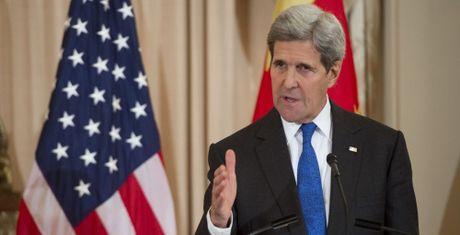 John Kerry: Nga da pham toi ac chien tranh - Anh 1