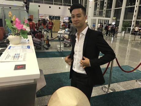 Slim V mang non la sang Asia Song Festival - Anh 6