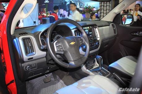 Chevrolet Colorado 2017 chot gia tu 619 trieu dong - Anh 4