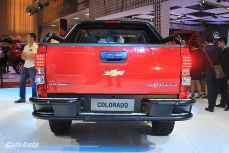 Chevrolet Colorado 2017 chot gia tu 619 trieu dong - Anh 8