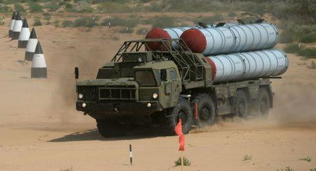 Bo Ngoai giao Nga len tieng ly do trien khai ten lua S-300 o Syria - Anh 1
