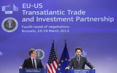 Tien trinh dam phan TTIP dat duoc 'tien trien dang ke' - Anh 1