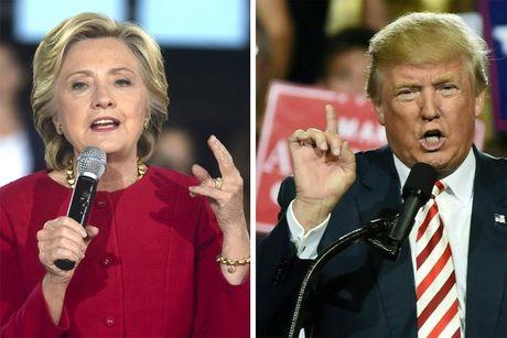 Doi dau lan 2 giua Clinton va Trump: Cho doi giai phap trong van de kinh te - Anh 1