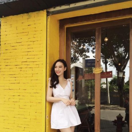Street style: Sao Viet xung xinh vay ao ngay thu day cuon hut - Anh 14