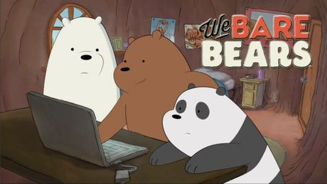 We Bare Bears - Chung toi la nhung ke di biet muon duoc binh thuong - Anh 1