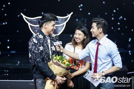 Fan keo bang-ron chuc Noo thanh cong tai 'Asia Song Festival' duoi san khau The Voice Kids - Anh 5