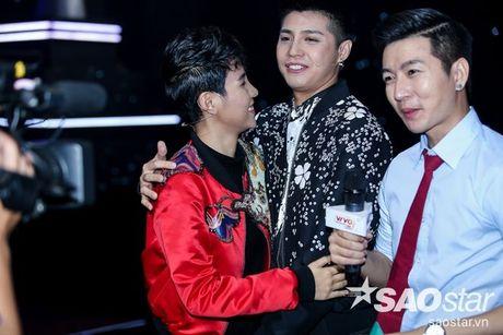 Fan keo bang-ron chuc Noo thanh cong tai 'Asia Song Festival' duoi san khau The Voice Kids - Anh 6