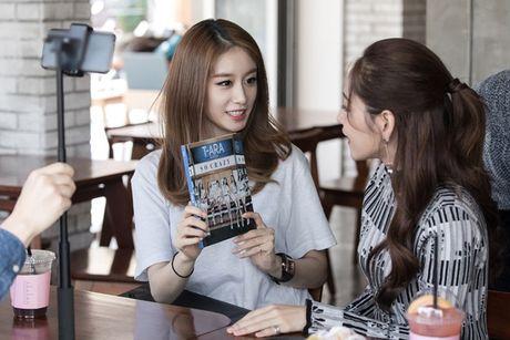 'Kim Tae Hee Viet Nam' Chi Pu than thiet voi 'ban sao Kim Tea Hee' Jiyeon (T-ara) - Anh 9