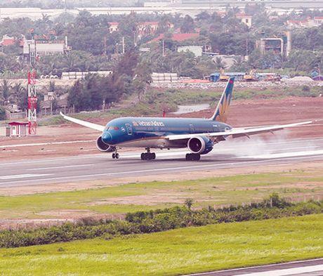Boeing Dreamliner bay thang tuyen Viet Nam - New Zealand - Anh 1