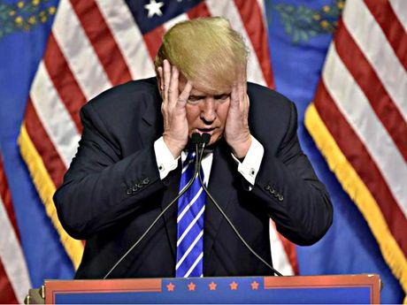 Ong Trump xin loi vi clip binh luan chuyen quan he phu nu - Anh 1