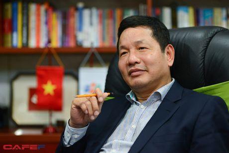 Chu tich Truong Gia Binh: May moc se thay the con nguoi trong mot so viec tai FPT - Anh 1