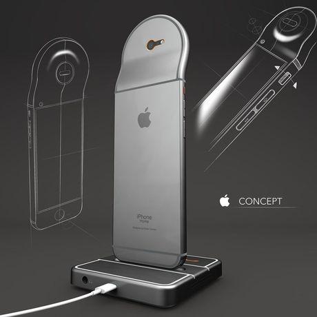 Ngam y tuong iPhone 'me bong con' dep khong de dau cho het - Anh 2