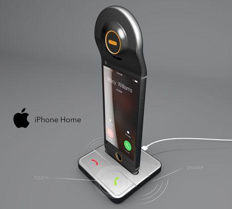 Ngam y tuong iPhone 'me bong con' dep khong de dau cho het - Anh 3