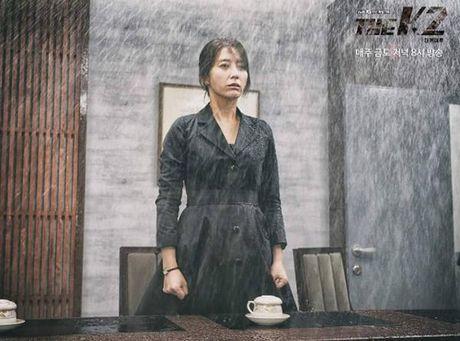 K2: Ngam Yoona an mi tom, Ji Chang Wook cuoi tit mat - Anh 22