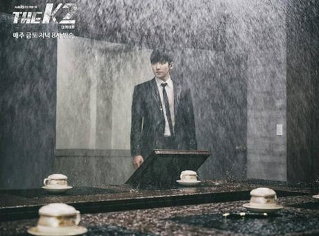 K2: Ngam Yoona an mi tom, Ji Chang Wook cuoi tit mat - Anh 23