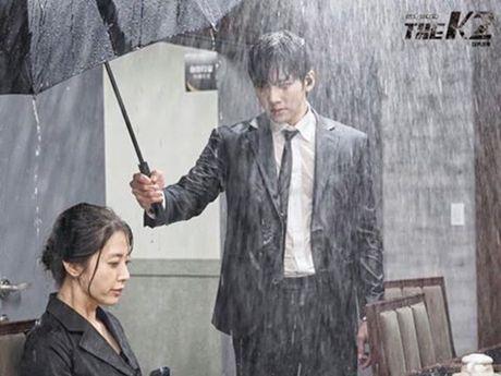 K2: Ngam Yoona an mi tom, Ji Chang Wook cuoi tit mat - Anh 24