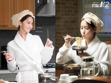 K2: Ngam Yoona an mi tom, Ji Chang Wook cuoi tit mat - Anh 6