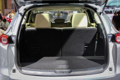 CX-9 2016 - SUV cao cap nhat cua Mazda den Viet Nam - Anh 10