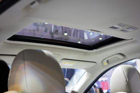 CX-9 2016 - SUV cao cap nhat cua Mazda den Viet Nam - Anh 11