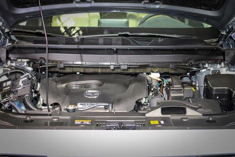 CX-9 2016 - SUV cao cap nhat cua Mazda den Viet Nam - Anh 12