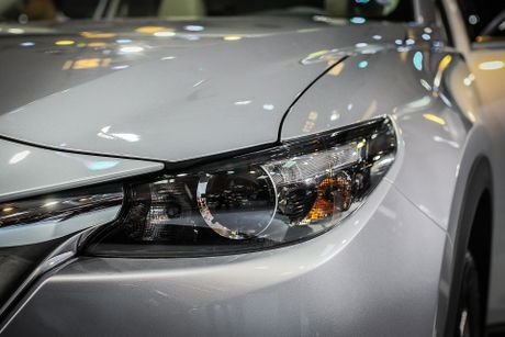 CX-9 2016 - SUV cao cap nhat cua Mazda den Viet Nam - Anh 3
