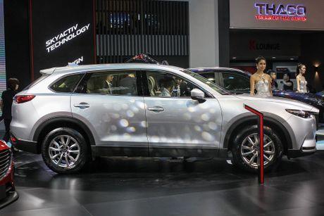 CX-9 2016 - SUV cao cap nhat cua Mazda den Viet Nam - Anh 4