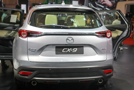 CX-9 2016 - SUV cao cap nhat cua Mazda den Viet Nam - Anh 5
