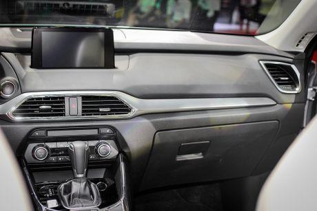 CX-9 2016 - SUV cao cap nhat cua Mazda den Viet Nam - Anh 6