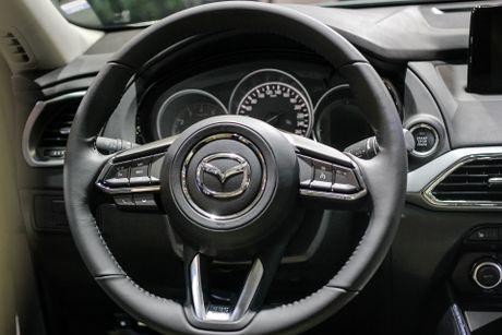 CX-9 2016 - SUV cao cap nhat cua Mazda den Viet Nam - Anh 7