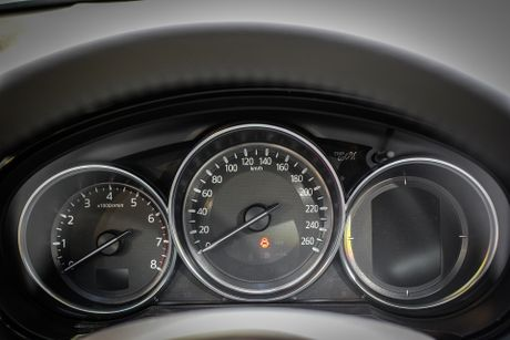 CX-9 2016 - SUV cao cap nhat cua Mazda den Viet Nam - Anh 8