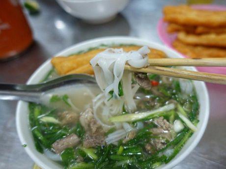 Pho Viet vao top 20 trai nghiem phai thu o chau A - Anh 2