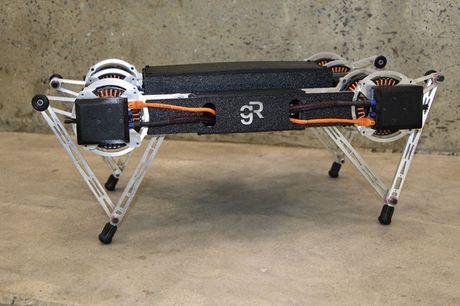 Clip: Robot co the leo rao, mo cua voi gia 1.500 USD - Anh 6