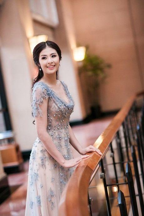 No luc cai thien nhan sac cua hoa hau 'sach' nhat Viet Nam - Anh 7