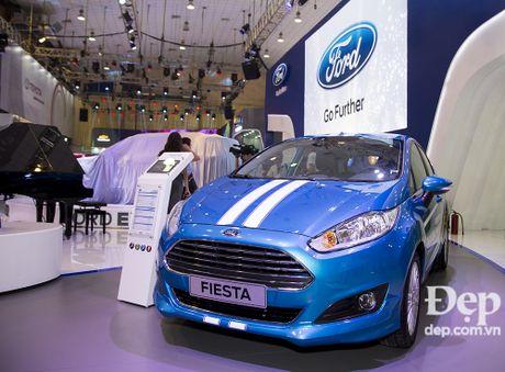 Dai gia dinh EcoBoost cua Ford Viet Nam hoi tu tai VMS 2016 - Anh 1