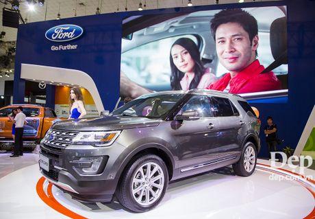 Dai gia dinh EcoBoost cua Ford Viet Nam hoi tu tai VMS 2016 - Anh 5