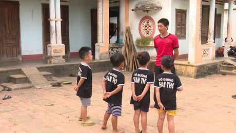 """""""Vo oa"""" khoanh khac gap lai con day xuc dong cua Hong Dang, Thanh Duoc - Anh 1"""