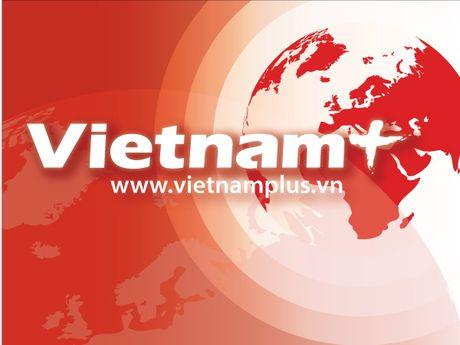 Khai mac giai Bong chuyen nu Quoc te VTV Cup 2016 Ton Hoa Sen - Anh 1