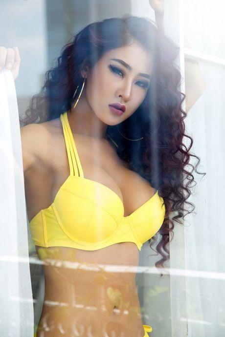 Hut mat ngam DJ mien Tay Oxy dien ao tam - Anh 5