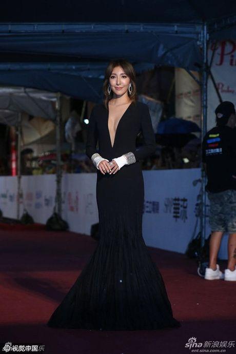 My nhan dep 'nghieng thanh' tren tham do Oscar xu Dai - Anh 6