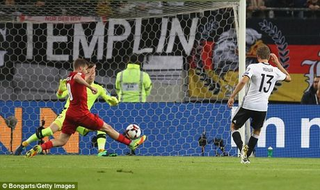 Duc 3-0 CH Sec: Thang de nho Thomas Muller va Toni Kroos - Anh 4