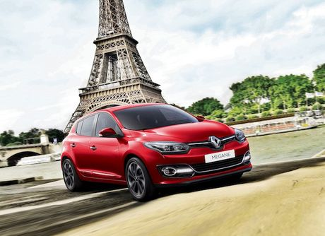 Renault giam gia gan 300 trieu cho sedan hang sang o VN - Anh 3