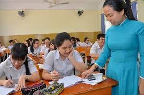 Phu Yen: Kiem tra hoc ky tap trung toan tinh khoi THCS va lop 10, 11 - Anh 1