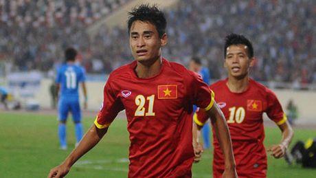 HLV Huu Thang chot danh sach cau thu da chinh gap Indonesia - Anh 1