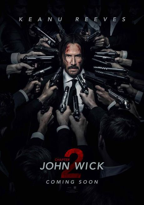 Moi xem teaser trailer John Wick 2: Anh da tro lai va loi hai hon xua - Anh 3