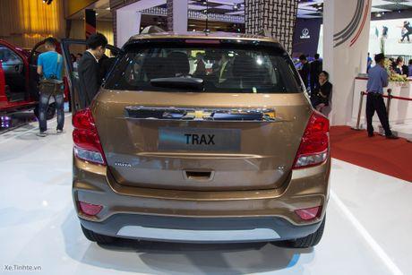 Chevrolet Trax 2017 - Nhua nhin nhu xe 400 trieu, 140 ma luc, gia 769 trieu chua thue - Anh 2