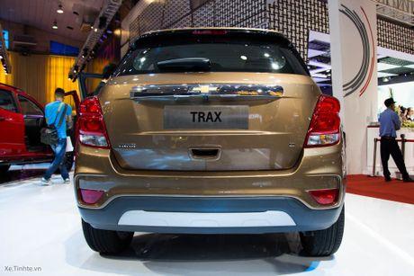 Chevrolet Trax 2017 - Nhua nhin nhu xe 400 trieu, 140 ma luc, gia 769 trieu chua thue - Anh 4